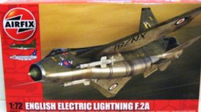 AIR04054 1/72 BAC/EE Lightning F.2A NEW TOOL